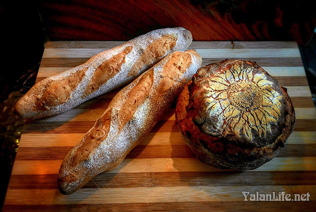 Taipei Life Art French Bread Pastry Romanticism  Yalan雅岚文艺博客